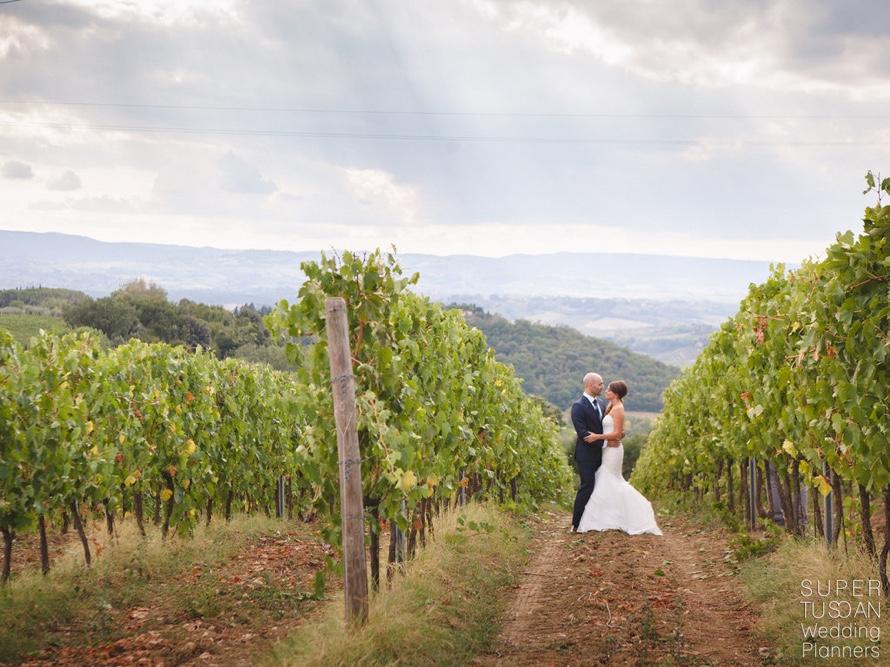 12 Wedding in Tuscany Vineyard