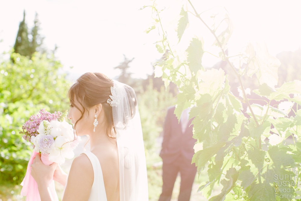 Wedding In Tuscan Vineyards This Is An Experience To Remember