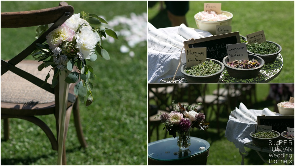 4 Wedding in Pisa Super Tuscan wedding planners