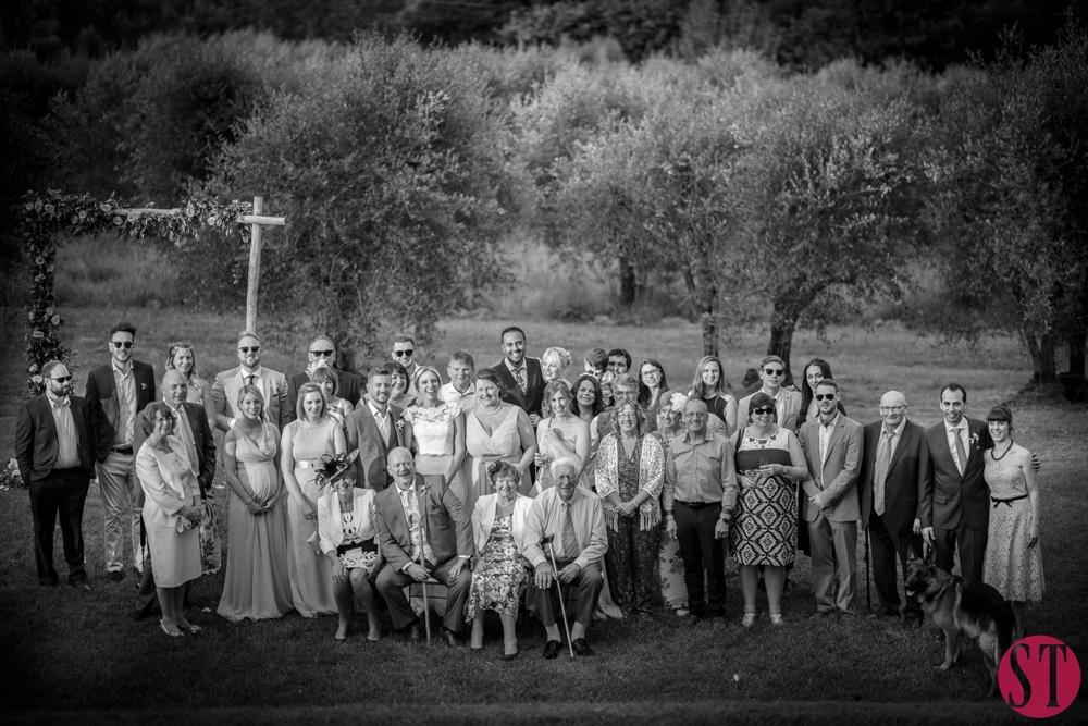 Small Wedding Ideas - wedding Tuscany