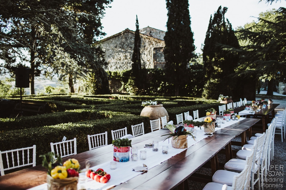 8 Pizza Party Italy destination wedding