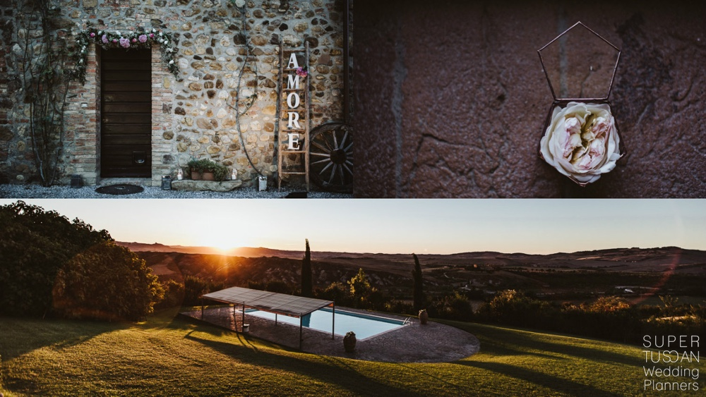 15 Valdorcia Tuscan Country Wedding by Super Tuscan Wedding Planners