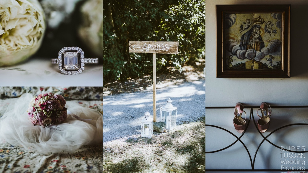 17 Valdorcia Tuscan Country Wedding by Super Tuscan Wedding Planners