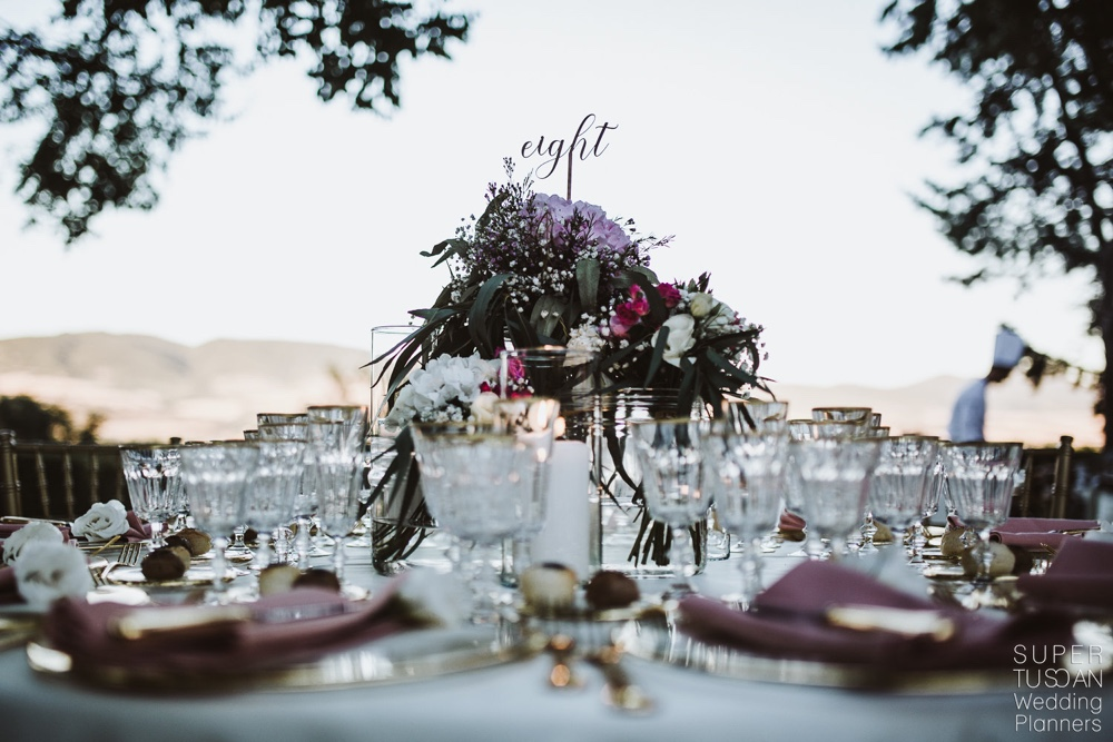 2 Valdorcia Tuscan Country Wedding by Super Tuscan Wedding Planners