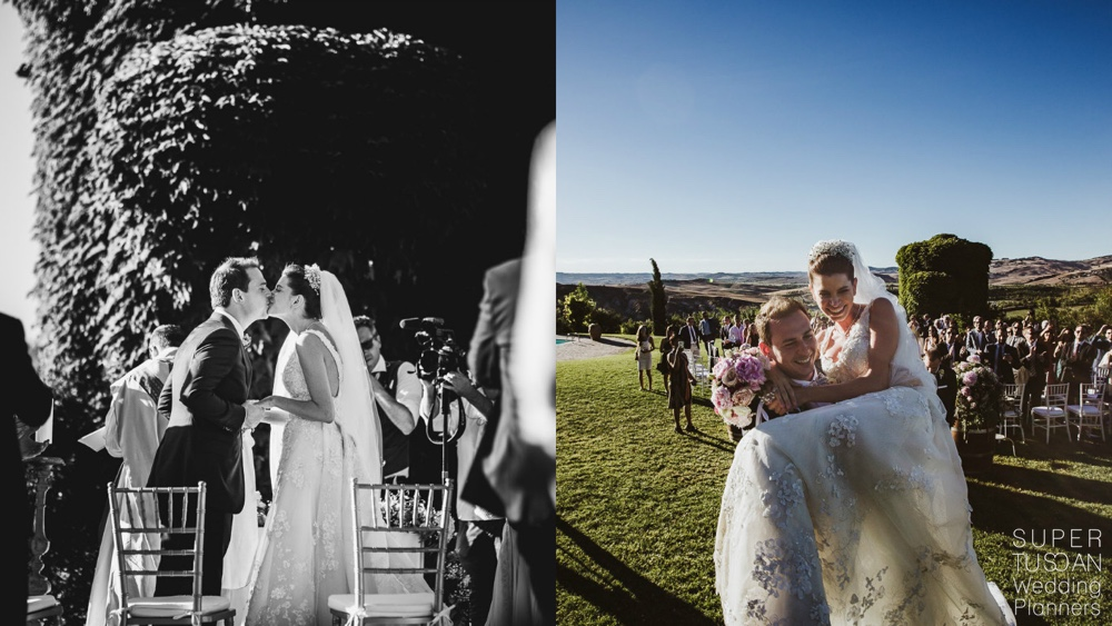 6 Valdorcia Tuscan Country Wedding by Super Tuscan Wedding Planners