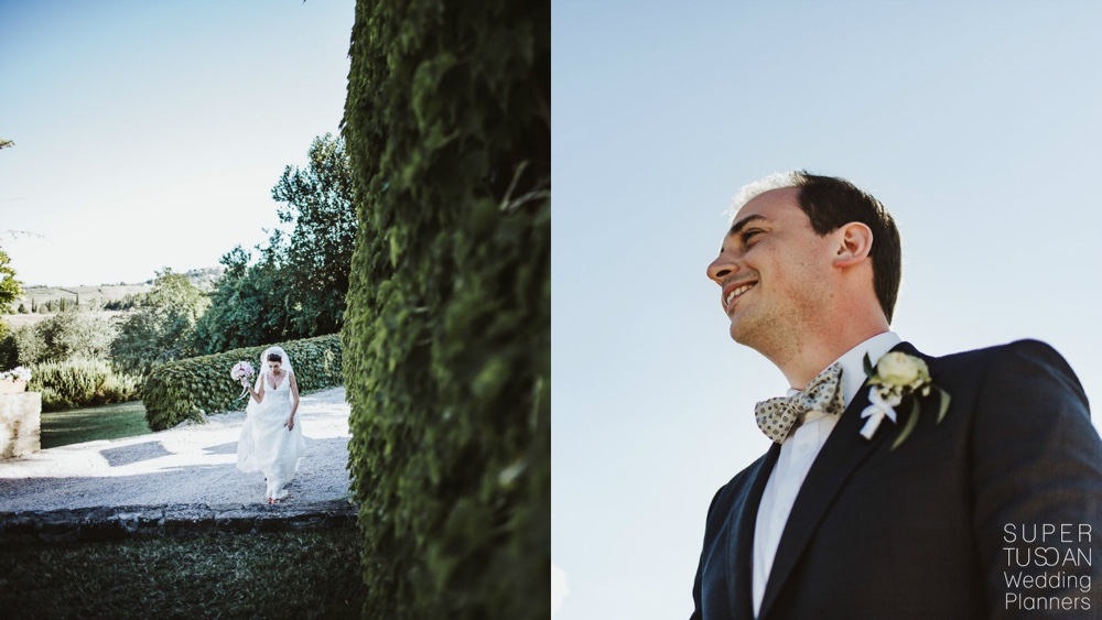 9 Valdorcia Tuscan Country Wedding by Super Tuscan Wedding Planners