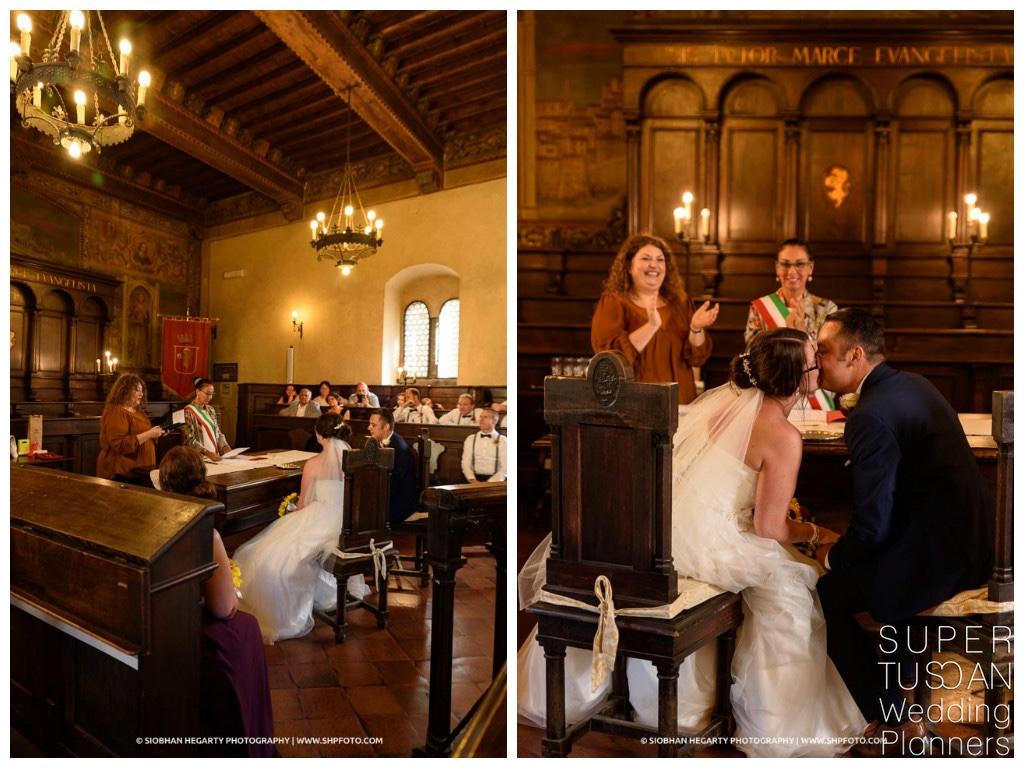 Super Tuscan intimate wedding in tuscany 10