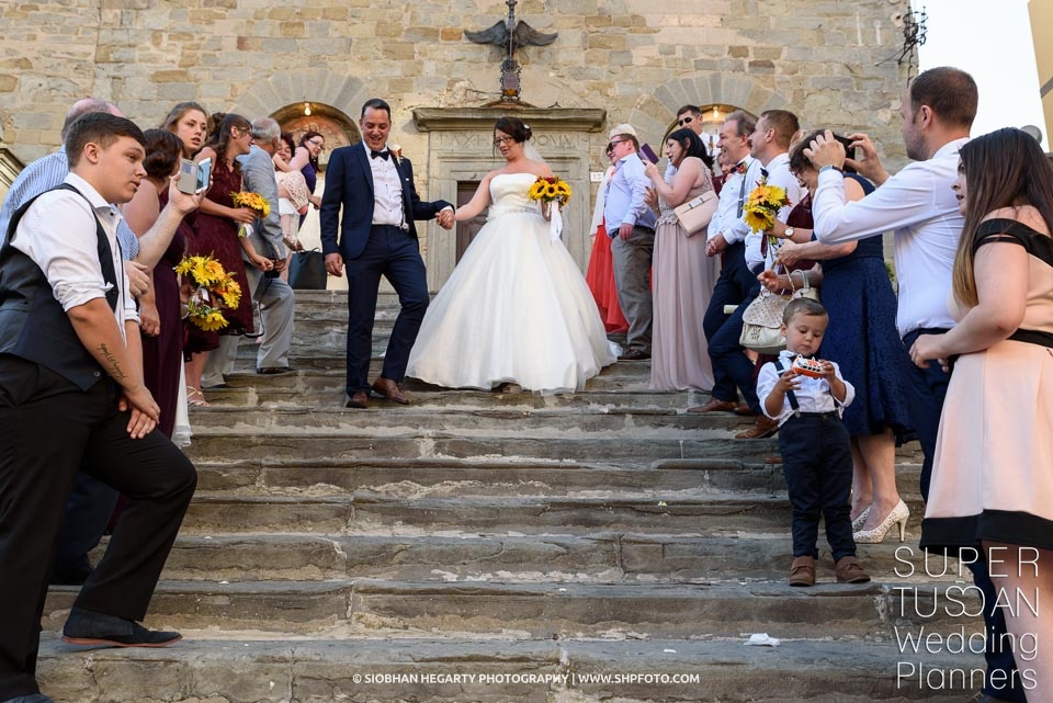 Super Tuscan intimate wedding in tuscany 12
