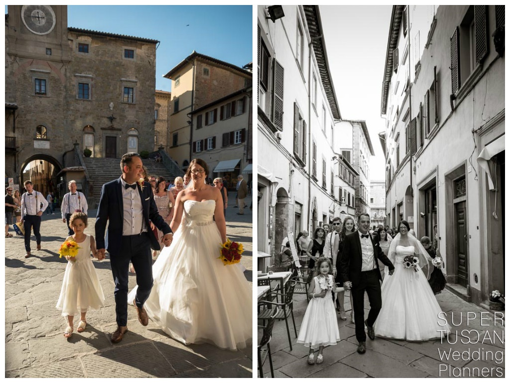 Super Tuscan intimate wedding in tuscany 13