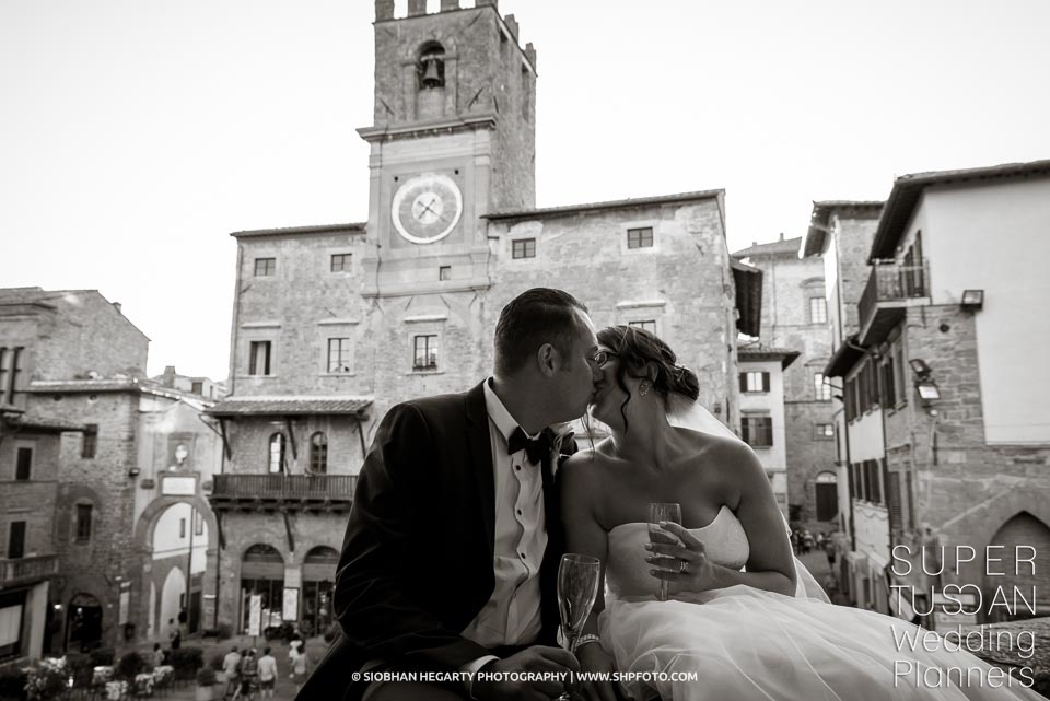 Super Tuscan intimate wedding in tuscany 18