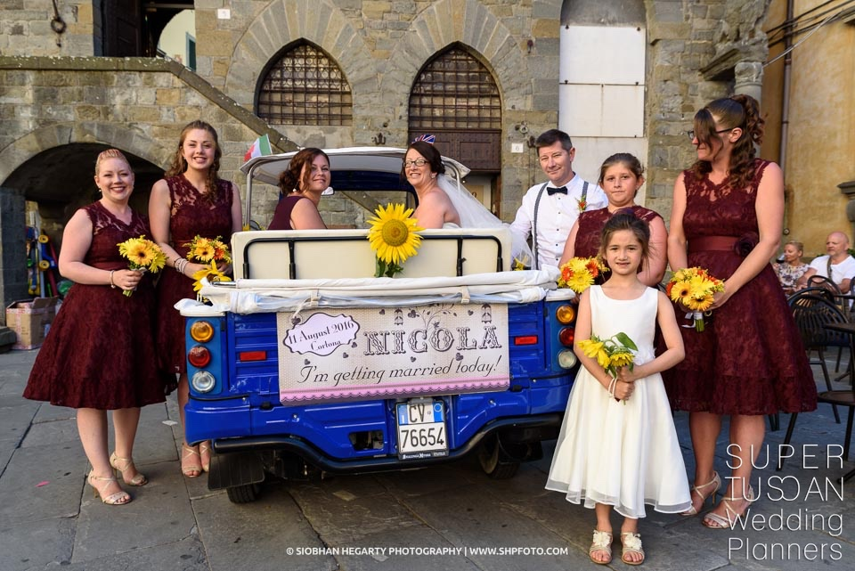Super Tuscan intimate wedding in tuscany 4