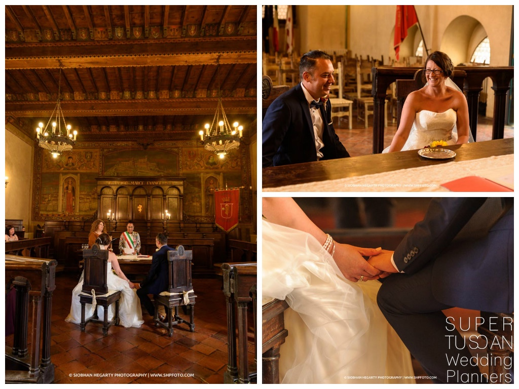 Super Tuscan intimate wedding in tuscany 8