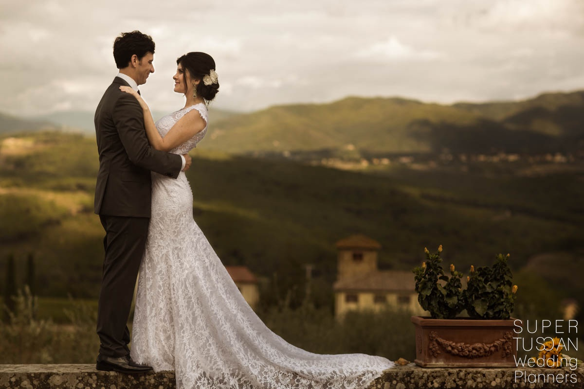 Super Tuscan Castle Wedding in Tuscany 10