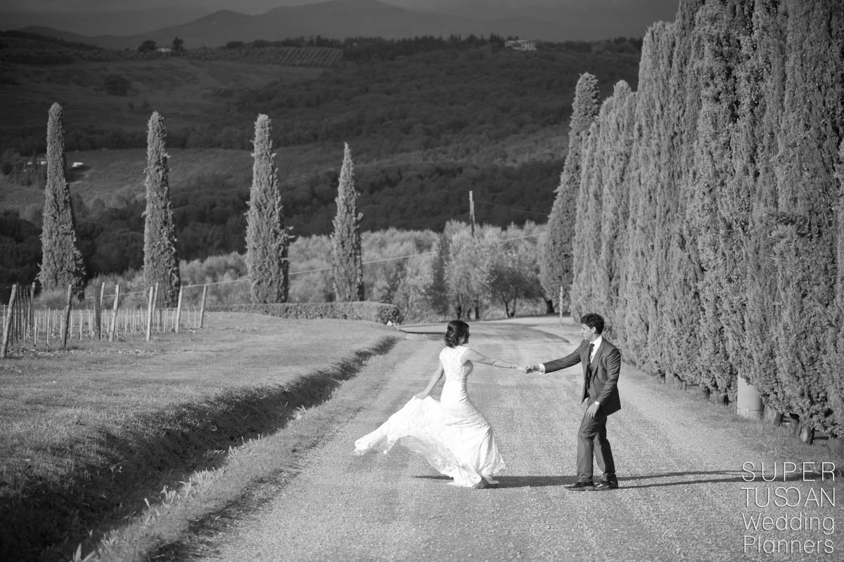 Super Tuscan Castle Wedding in Tuscany 15