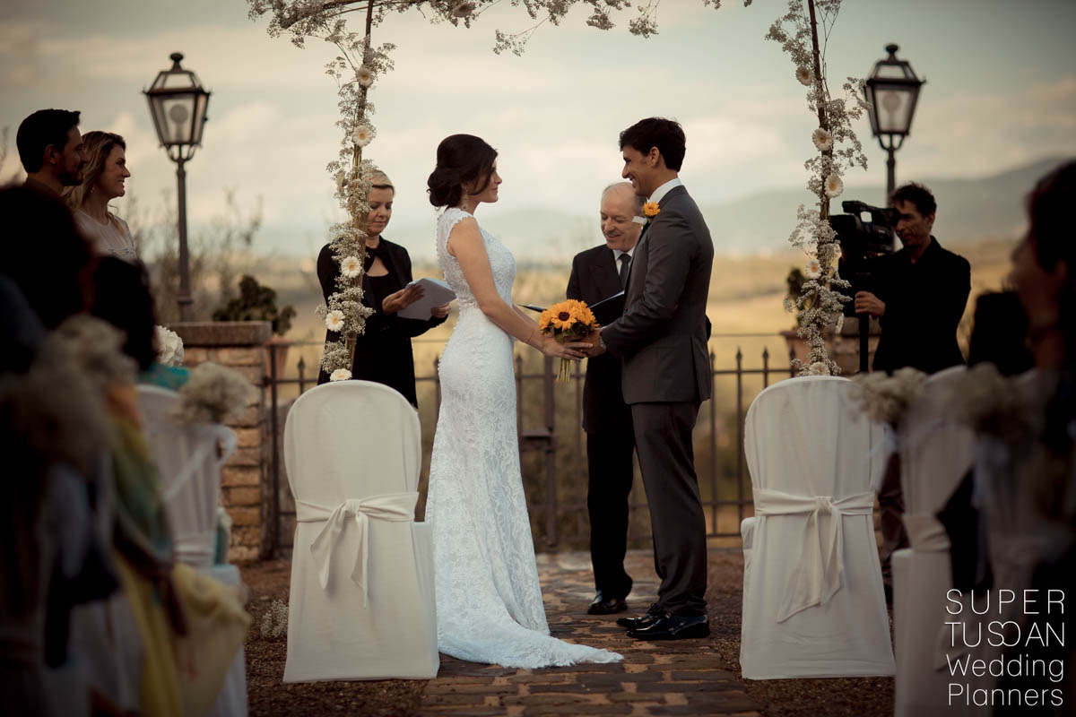 Super Tuscan Castle Wedding in Tuscany 8