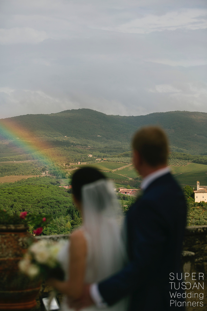 Chianti wedding