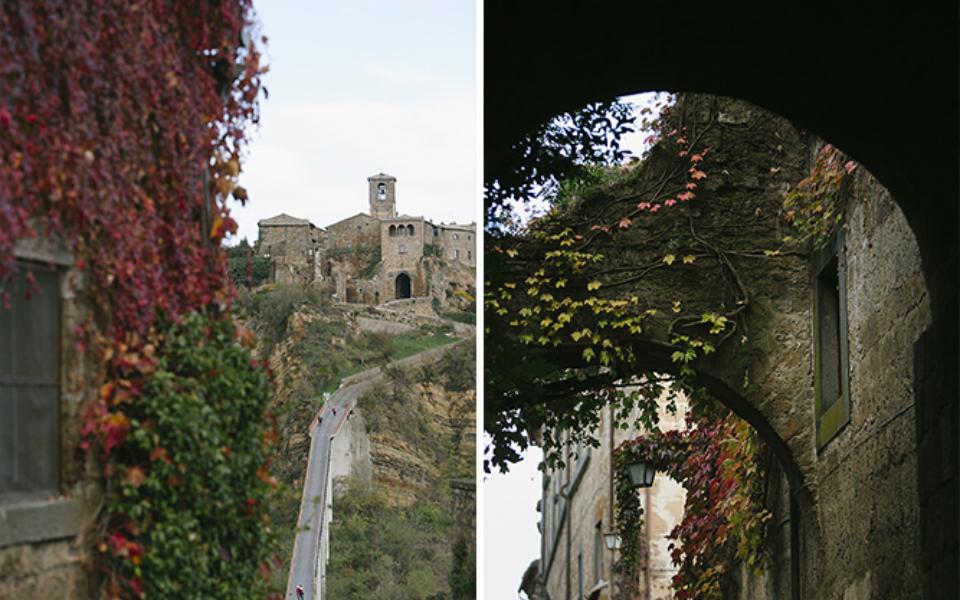 03Autumn engagement in Umbria