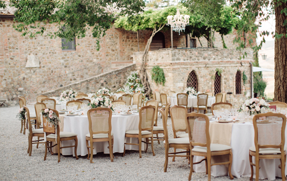 03Romantic wedding in Tuscany by Super Tuscan wedding planners