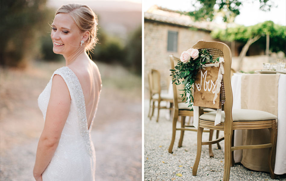 05Romantic wedding in Tuscany by Super Tuscan wedding planners