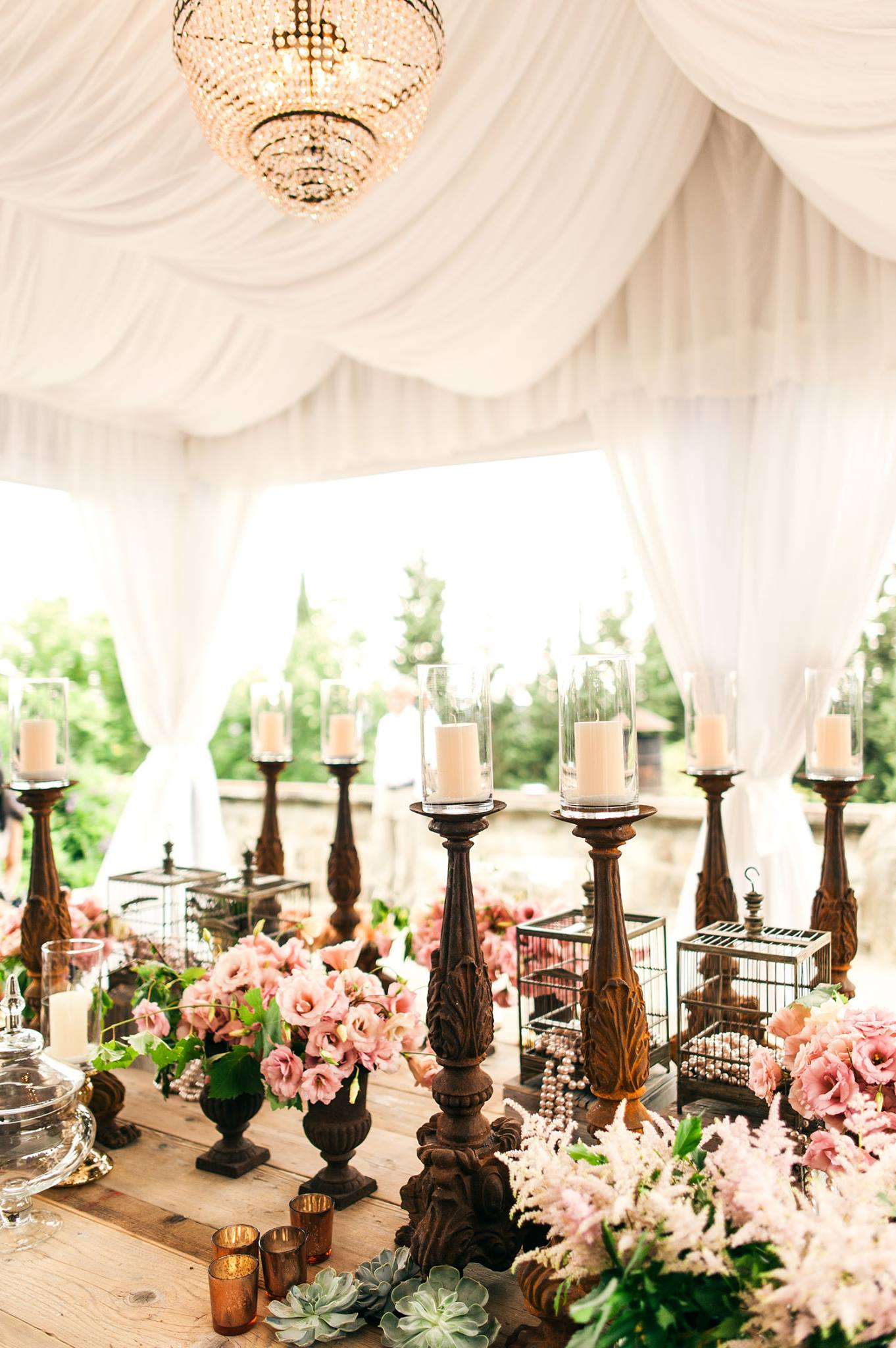 08Luxury Wedding By Super Tuscan Planners