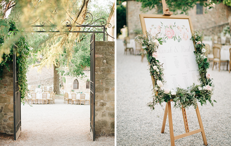 08Romantic wedding in Tuscany by Super Tuscan wedding planners