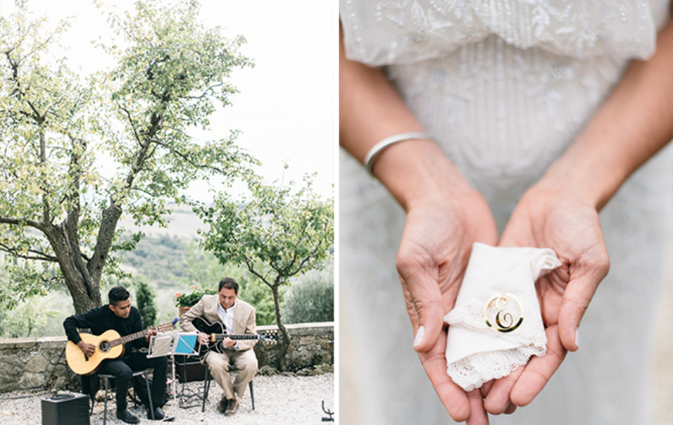 11Chic rustic wedding in italy