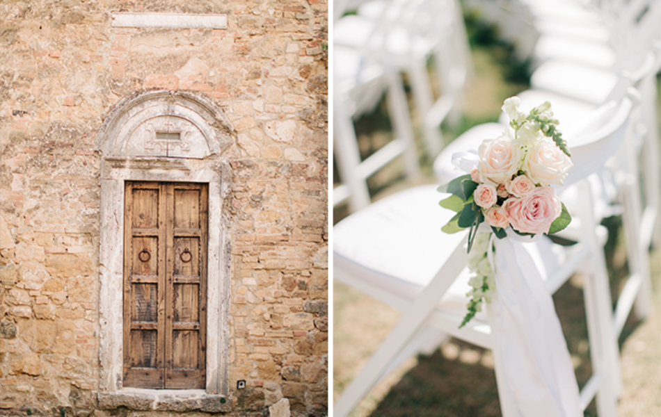 12Romantic wedding in Tuscany by Super Tuscan wedding planners