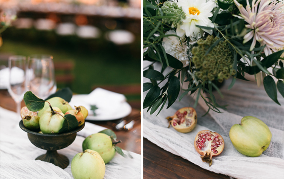 13Chic rustic wedding in italy