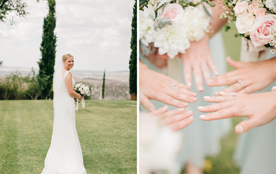 14Romantic wedding in Tuscany by Super Tuscan wedding planners
