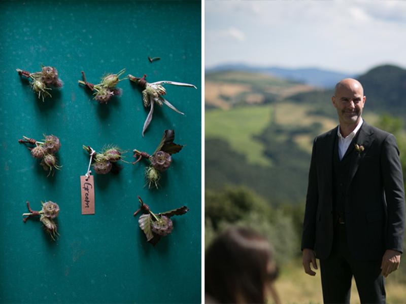15Boho chic wedding in Tuscany