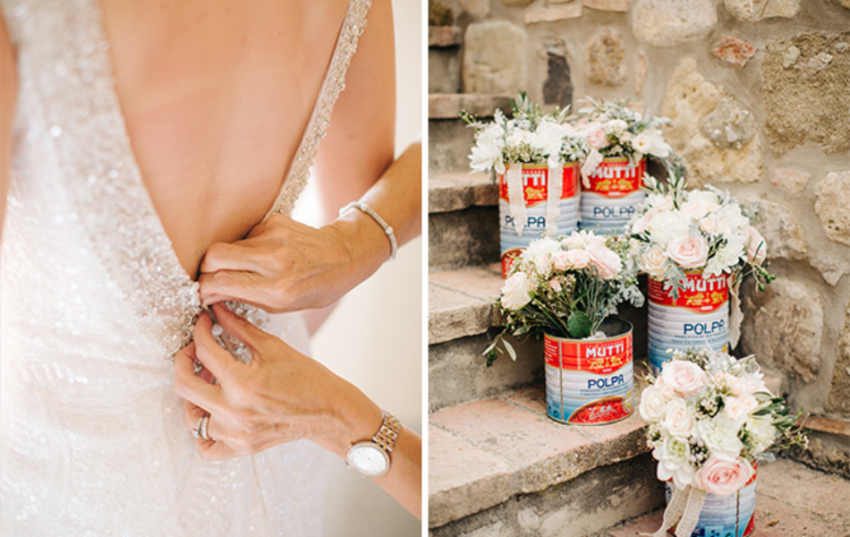 17Romantic wedding in Tuscany by Super Tuscan wedding planners