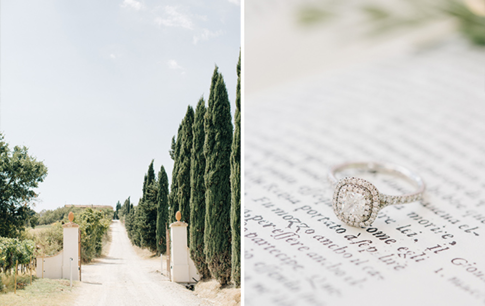 19Romantic wedding in Tuscany by Super Tuscan wedding planners