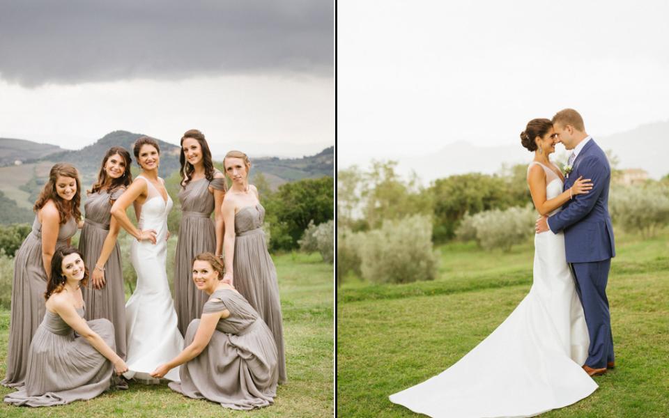 Elegant Classy Tuscan Wedding Planners 12