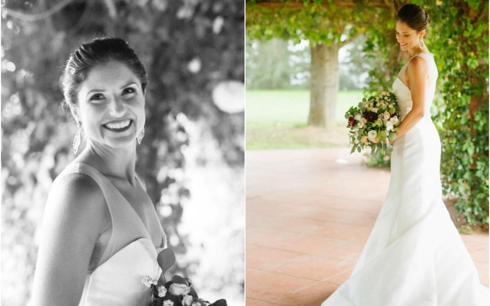 Elegant Classy Tuscan Wedding Planners 12 copia