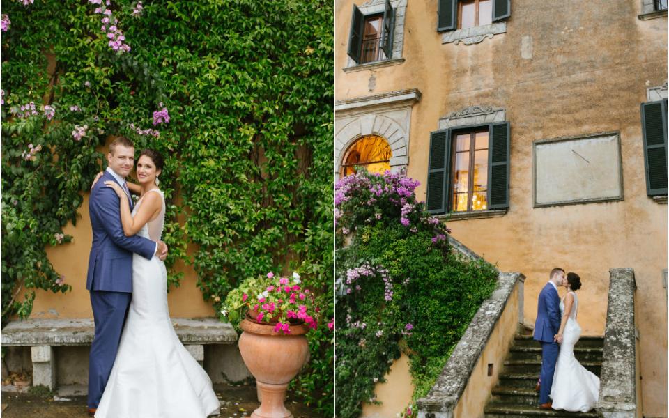Elegant Classy Tuscan Wedding Planners 14