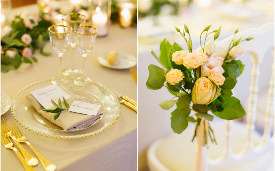 Elegant Classy Tuscan Wedding Planners 16