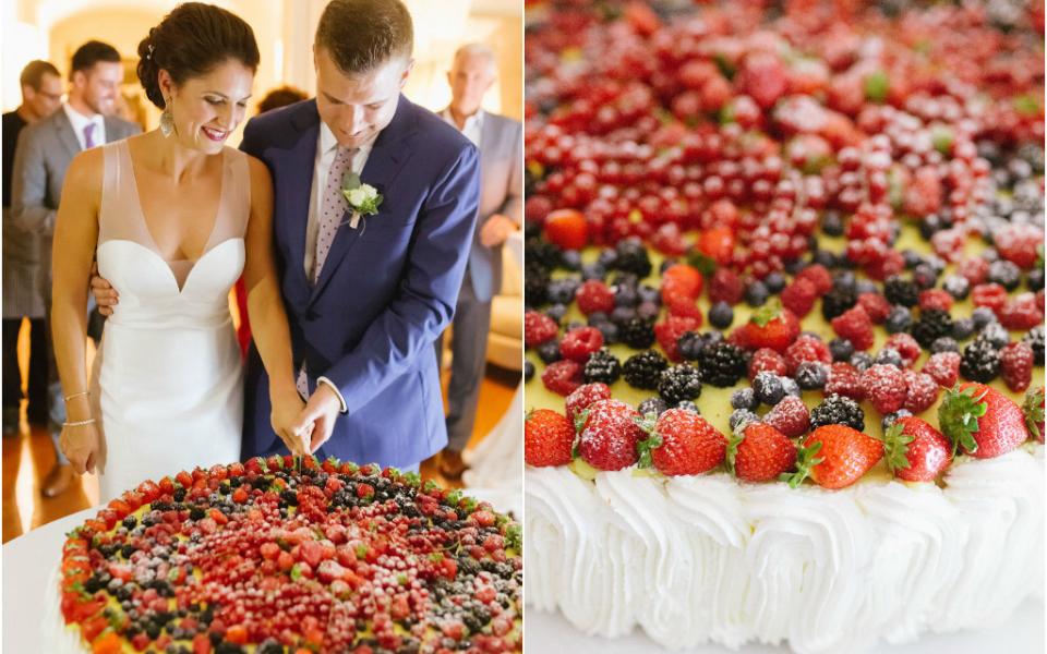 Elegant Classy Tuscan Wedding Planners 19