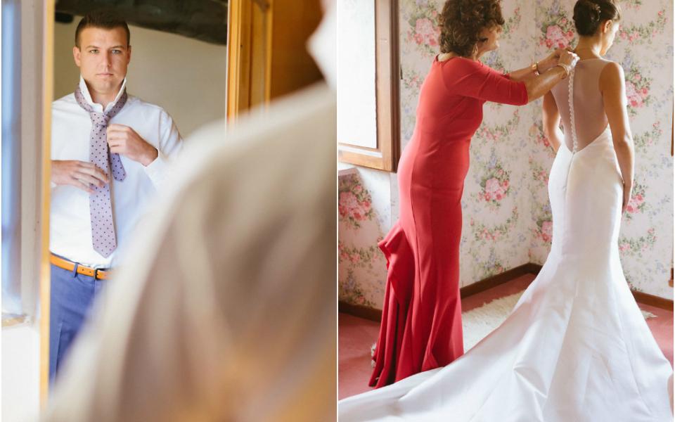 Elegant Classy Tuscan Wedding Planners 5